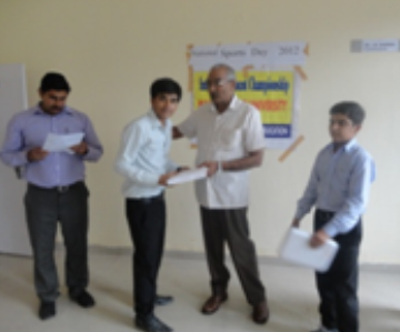Manav Bharti-Prize Giving